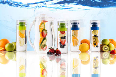 Infuze Water Bottles & More