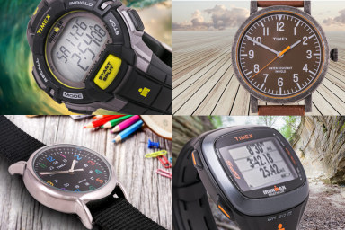 Timex Ironman & Classic Watches
