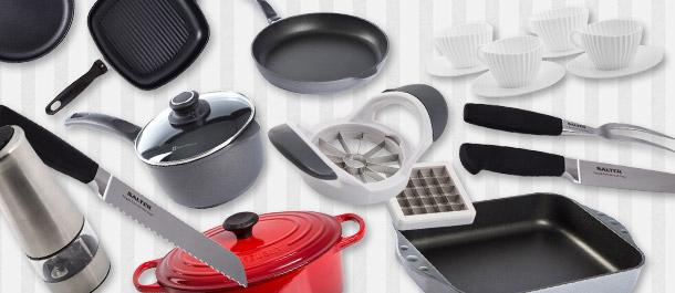 Essential Big Brand Cookware