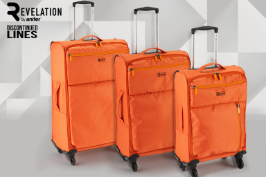 Revelation By Antler 3-Piece Luggage Set