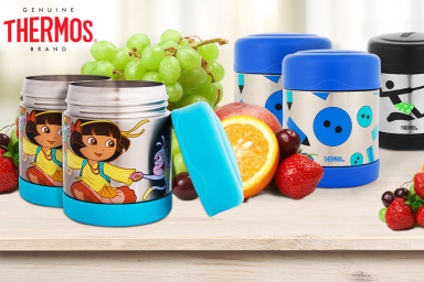 Kids' Thermos Funtainer Food Jar Twin Packs