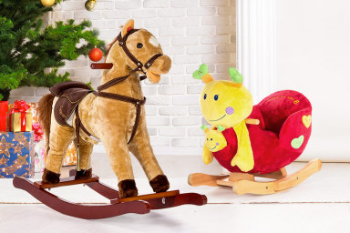 Kids' Rocking Horses & More