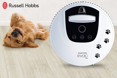 Russell Hobbs Robotic Vacuum Cleaner