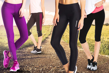 Women's Gym Tights - Top Brands
