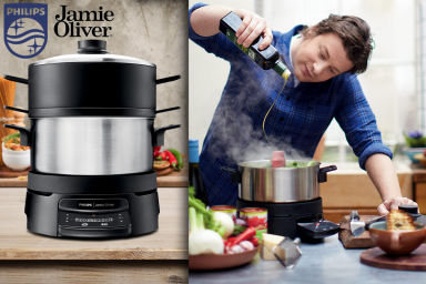Philips Jamie Oliver HomeCooker