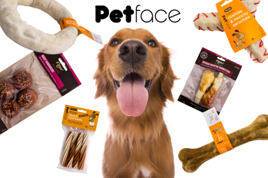 ALL NEW Petface Dog Treats