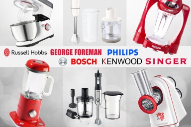 Top Brand Kitchen Appliances