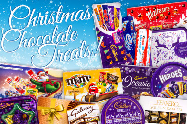 Christmas Treats - All Your Favourite Brands