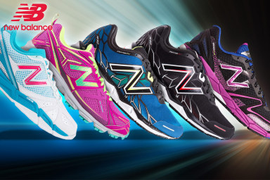 New Balance Performance Footwear