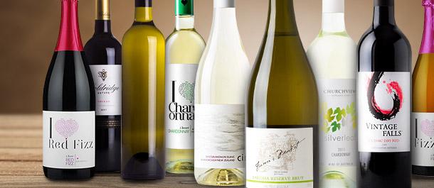 Big Label Wine Warehouse Clearance