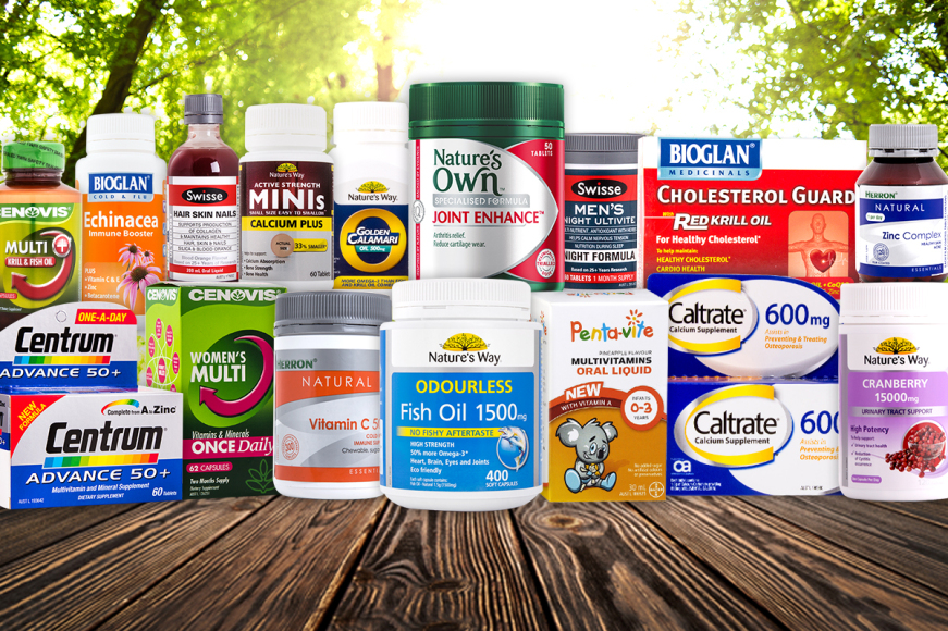Our Biggest Ever Vitamin Sale