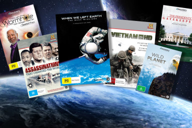 Documentaries on Blu-ray & DVD