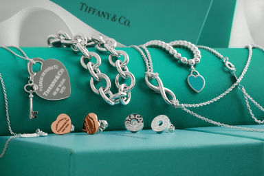 Tiffany & Co. Jewellery For Christmas