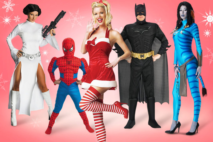 Fancy Dress & Christmas Costumes!