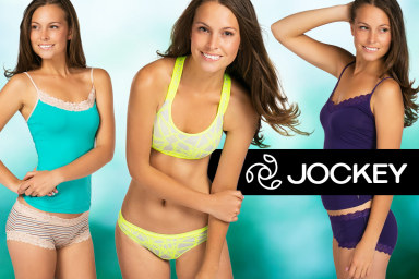 Jockey Women's Underwear & Basics