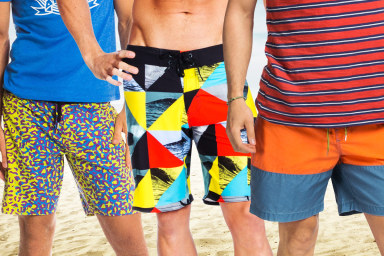 Men's Big Brand Boardshorts
