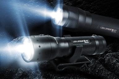 LED Lenser Flashlights