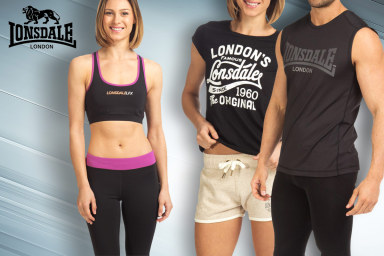 Lonsdale Sportswear & Accessories