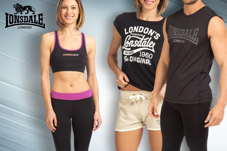 Lonsdale Sportswear & Accessories