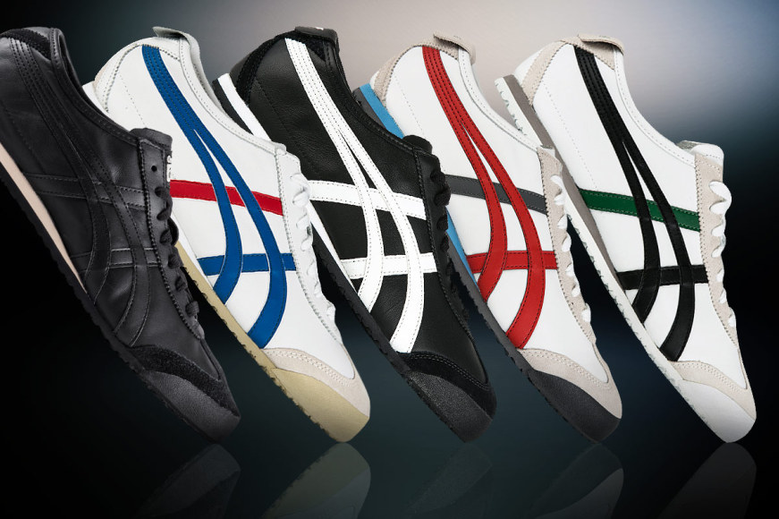 Onitsuka Tiger Mexico 66 Clear Out