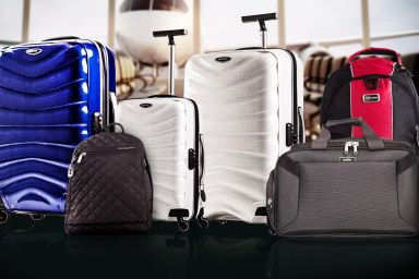 Top Brand Travel Luggage & Bags
