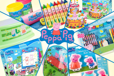 Popular Peppa Pig Products