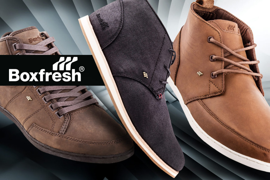 Boxfresh Men's Footwear