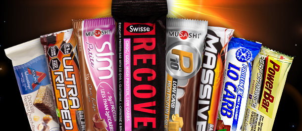 Massive Protein Bar Sale