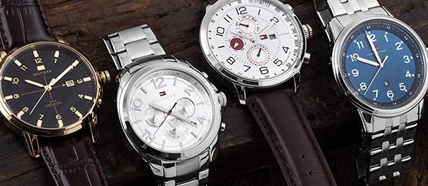 Tommy Hilfiger Designer Watches