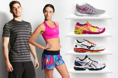Running Apparel & Footwear Deals