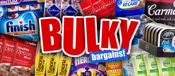 400+ Bulk Grocery Deals
