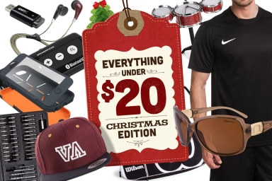 All You Want For Christmas - Under $20!