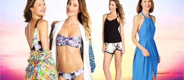 Women's Summer Clothing & Swimwear