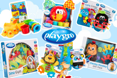 Playgro Developmental Toys