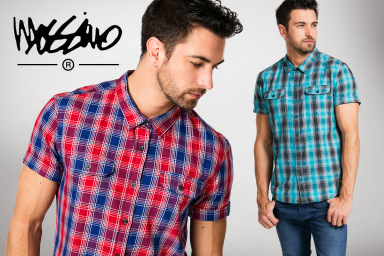 Mossimo Men's Short Sleeve Shirts