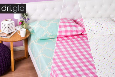 Dri Glo Sheet Sets - All Sizes $29.99