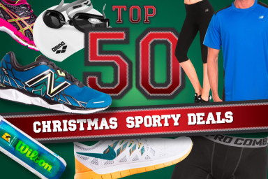 Top 50 Sporty Deals For Xmas