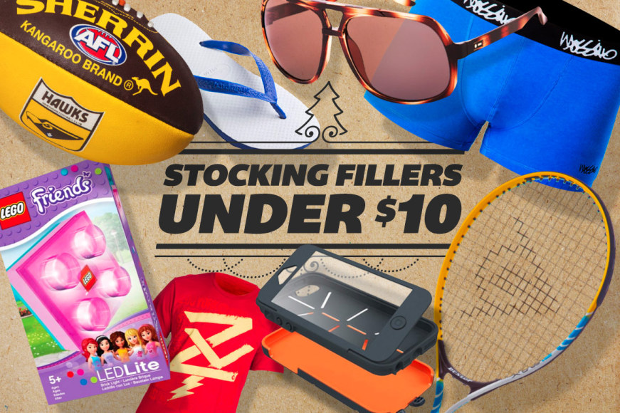 Stocking Fillers Nothing Over $10