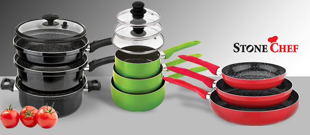 StoneChef Cookware - Up To 76% Off