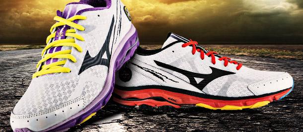 Mizuno Running Footwear