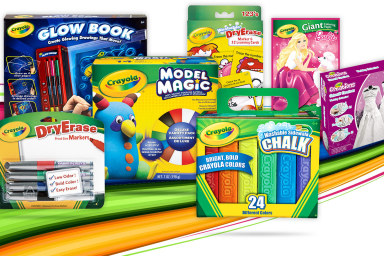 Crayola Creativity Kits & More