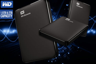 WD Elements Portable Hard Drives