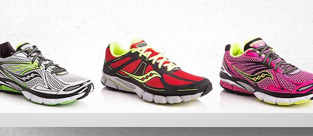 Saucony Running Footwear