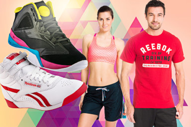 Reebok Footwear & Apparel Clearout