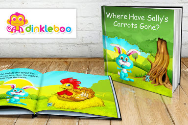 Personalised Kids' Story Books