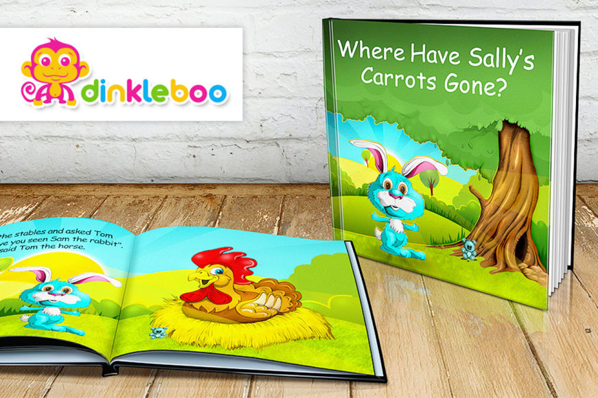 Personalised Kids' Story Books