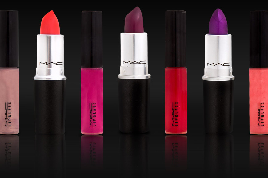 MAC Lipstick & Lipglass Bargains