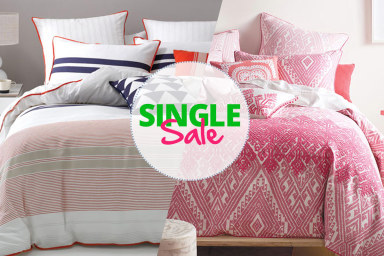 Single Bedding Sale