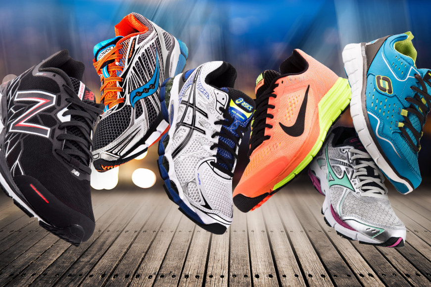 Sports Footwear Deals - Big Brands