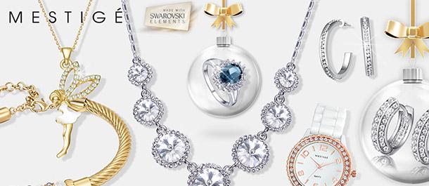 Mestige Jewellery With Swarovski Elements